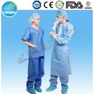 Medical Scrub Suit, SMS Scrub Suit Set pictures & photos