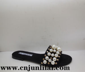 Slippers with Fashion Diamond