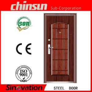 Steel Security Door with High Quality with Cheap Price (SV-S017) pictures & photos