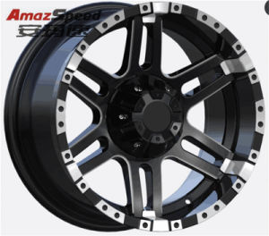 18, 20 Inch SUV Alloy Wheel with PCD 5/6X114.3-139.7 pictures & photos