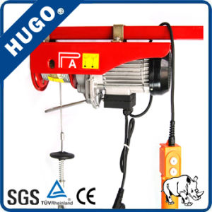 Electric Wire Rope Hoist Mini pictures & photos