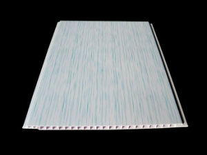 2017 New Design PVC Ceiling Panel/PVC Ceiling Tile 595*1190*7mm pictures & photos