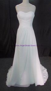 Mermaid Bridal Gowns Mermaid Sleeves Custom Made Tony Wedding Dress pictures & photos