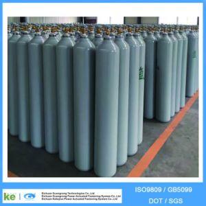 2016 40L Seamless Steel Argon Gas Cylinder ISO9809/GB5099
