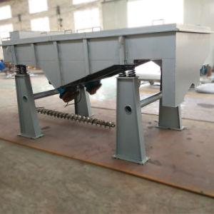 Single Deck Circular Vibrating Screen for Mineral Separation pictures & photos