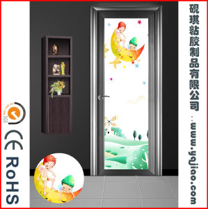 Sheet Manufacturer PVC Film for Door and Wall Decoration pictures & photos