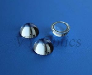 1.8mm Half Ball Lens for Optical Communication pictures & photos