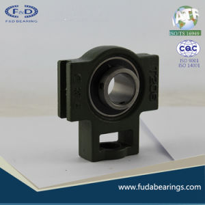 Chrome Steel Cast Iron Pillow Block Bearing UCT207 pictures & photos