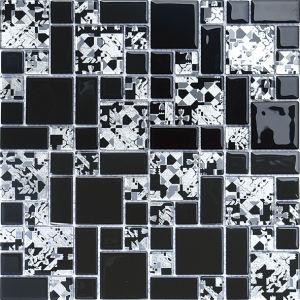 Foshan Good Price Hot Sale Glass Tiles Mosaic pictures & photos