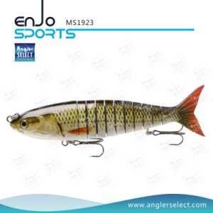 Multi Jointed Life-Like Fishing Lure Swimbait Deep Diving Artificial Fishing Tackle Fishing Baits pictures & photos