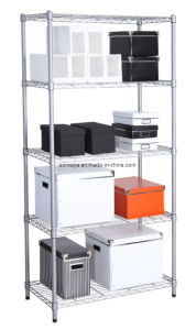 Amjh008s Wire Shelf with SGS Approval pictures & photos