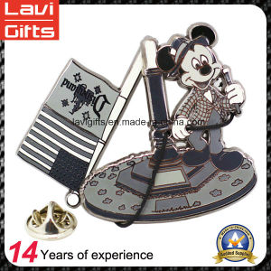 New Product Cartoon Design Metal Lapel Pin pictures & photos