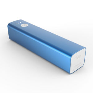 Tulip 3200mAh Power Bank for Cell Phones & Tablets pictures & photos