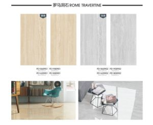 Big Size Full Body Travertine Tile with ISO9001 (PD1620902P) pictures & photos