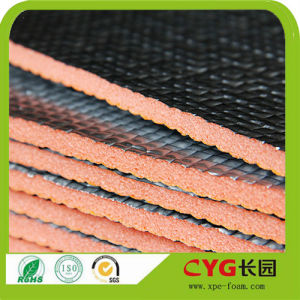 Highly Competitive Closed Cell Polyethylene Foam with Aluminum Foil pictures & photos