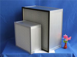 H13 High Efficiency HEPA Filter for industrial Filtration pictures & photos