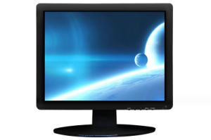 Desktop Computer Use LCD Screen 15 Inch LCD LED Monitor pictures & photos