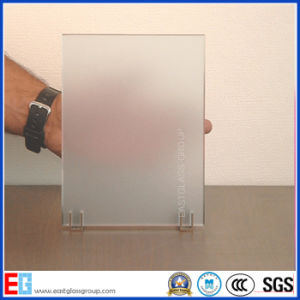 Clear Frosted Glass / Acid Etched Glass/ Finger Print Free Frost Glass (EGAEG2) pictures & photos
