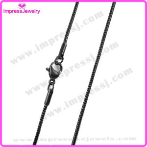 2016 High Polish Stainless Steel Accesories 316L Snake Chain pictures & photos