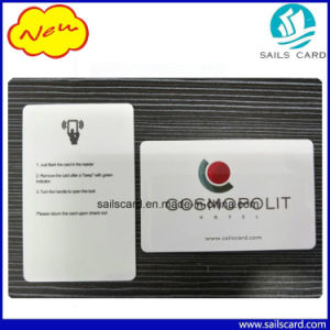 13.56MHz RFID Cards for Hotel Key Card pictures & photos
