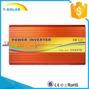 2kw 12V/24V/48V to 220V/230V Pure Sine Inverter 50/60Hz I-J-2000W-12/24-220V pictures & photos
