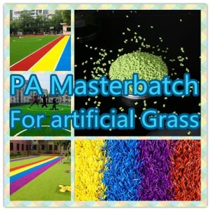 Plastic Artificial Grass Color Masterbatch pictures & photos