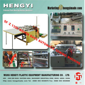 Plastic Woven Bags Automatic Sewing Machine