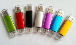 High Quality Lighter Portable OTG 3.0 2.0 USB Flash Drive 8GB 16GB 32GB 64GB OTG Pendrive pictures & photos