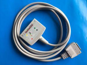Shanghai-Kohden Aha Trunk 10 EKG/ECG Cable pictures & photos