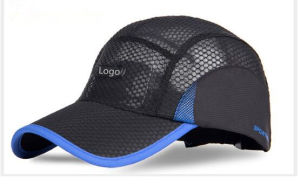 Outdoor Summer Baseball Hat Waterproof Sport Mesh Cap pictures & photos
