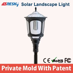 New Product LED Solar Outdoor Light Landscape Lighting with Great Price pictures & photos