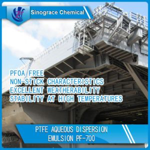 PTFE Aqueous Dispersion Emulsion (PF-700) pictures & photos