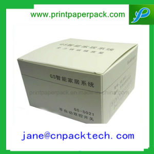 Custom Light Cosmetic Perfume Jewelry Packing Folding Paper Packaging Box pictures & photos