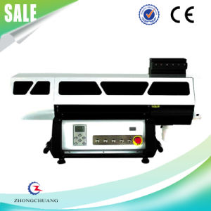 Flatbed UV Printer Metal Printer for Wood Glass Leather pictures & photos
