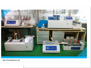 Hot Sale Head with Headphones Clamp Force Test Machine Lx-8616b pictures & photos