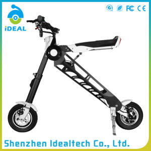 Smart 350W Lithium Battery Mobility Folding Electric Scooter pictures & photos