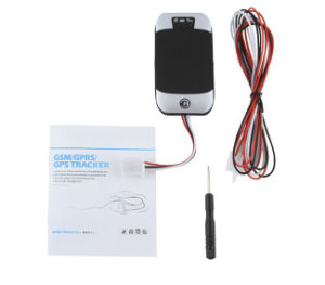GSM GPRS Tracking Geo-Fence Acc Alarm GPS Vehicle Tracking pictures & photos