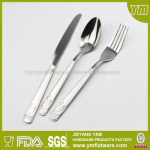 Stainless Steel Restaurant Flatware Engraved Catering  Flatware pictures & photos
