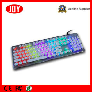 OEM Factory Wired USB Gaming Mechanical Keyboard pictures & photos