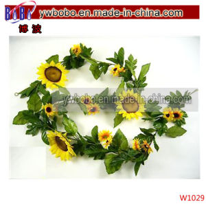 Artificial Butterfly Orchid Silk Flower Home Garden Wedding Decoration (W1060) pictures & photos