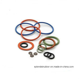 Ts16949 Factory Oil Resistant EPDM Rubber Orings pictures & photos
