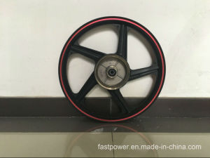 Motorcycle Spare Parts Alloy Wheel Cg/Wy125 pictures & photos