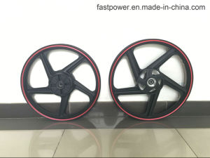 Motorcycle Alloy Wheel Cg/Wy125 pictures & photos