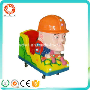 Coin Operated Amusement Park Hunter Kiddie Ride Game Machine pictures & photos
