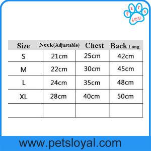 Summer Ebay Amazon Cool Pet Dog Clothes Coat pictures & photos
