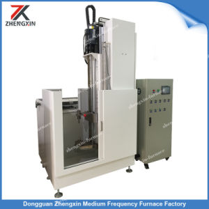 SCR Medium Frequency Vertical Type CNC Induction Hardening Machine for Diameter 60mm Shaft pictures & photos