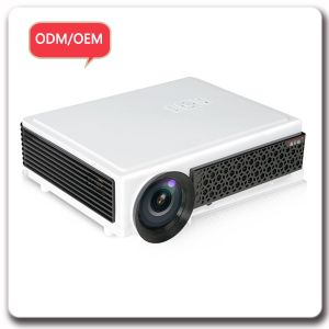 "120 "" Multimedia WiFi LCD Video Projector for Party Outdoor Camping Support HDMI/VGA/USB/ AV pictures & photos"