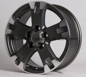 16 Inch/17 Inch Auto Car Aluminum Wheel with 5X114.3 for Toyota pictures & photos