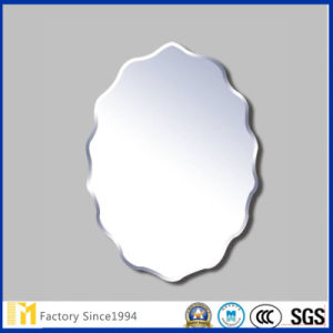 High Quality Good Price 6mm Oval Bathroorm Mirror Supplier pictures & photos
