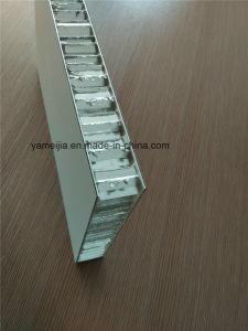 White Color Aluminum Honeycomb Ship Decoration Panels pictures & photos
